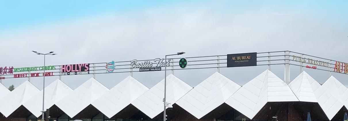mesures gourvementales au sein des Promenades de Brétigny